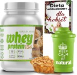 Whey Protein 104 NHT 908g.  Seria American  AMERICAN PIE